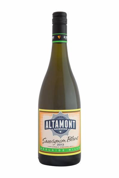 Altamont Sauvignon Blanc 2013