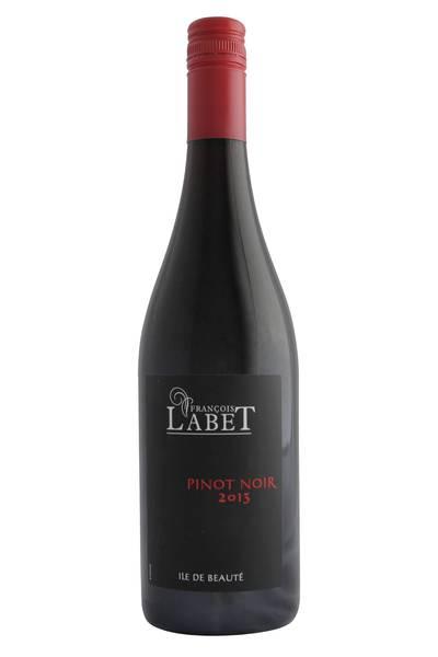 Francois Labet Pinot Noir d'Ile Beaute (Corsica) 2013