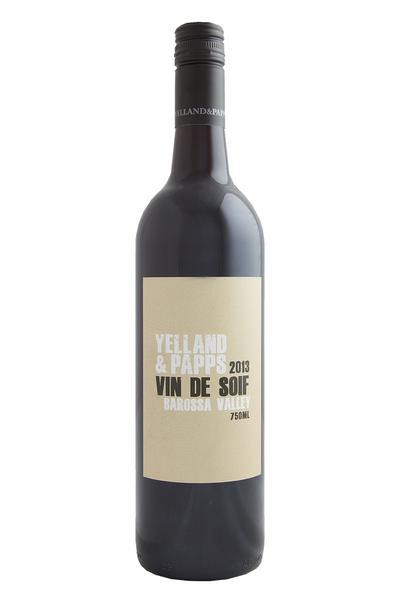 Yelland + Papps Delight Vin de Soif 2013