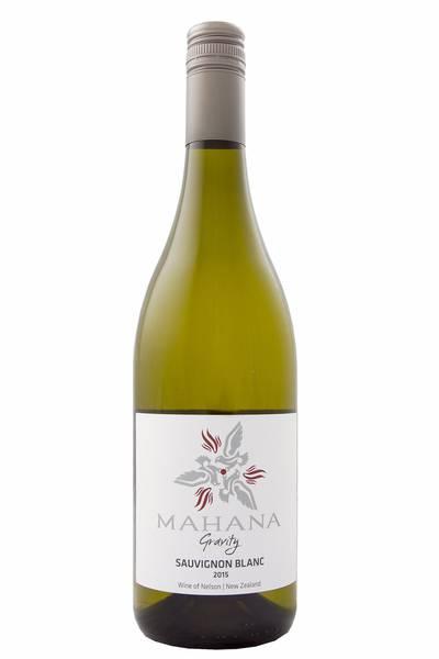 Mahana Gravity Sauvignon Blanc 2015