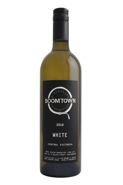 Boomtown White 2016