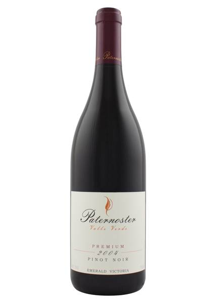 Paternoster Premium Pinot Noir 2004