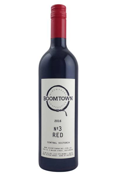 Boomtown No. 3 Red 2016