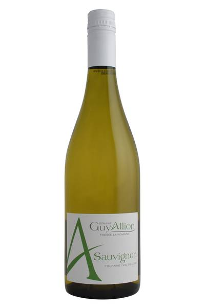 Guy Allion Touraine Sauvignon Blanc 2015