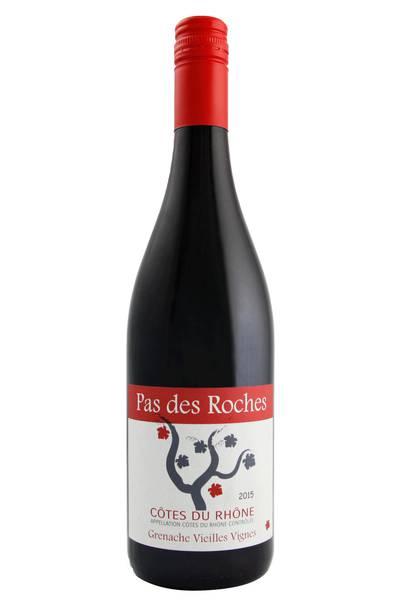Pas de Roche Côtes du Rhone 2015