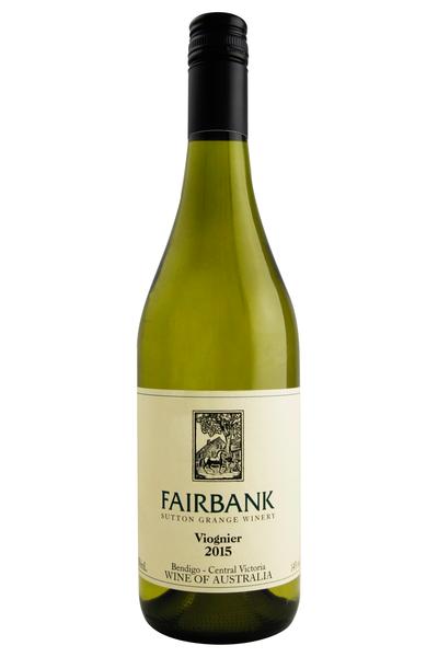 Sutton Grange 'Fairbank' Viognier 2015