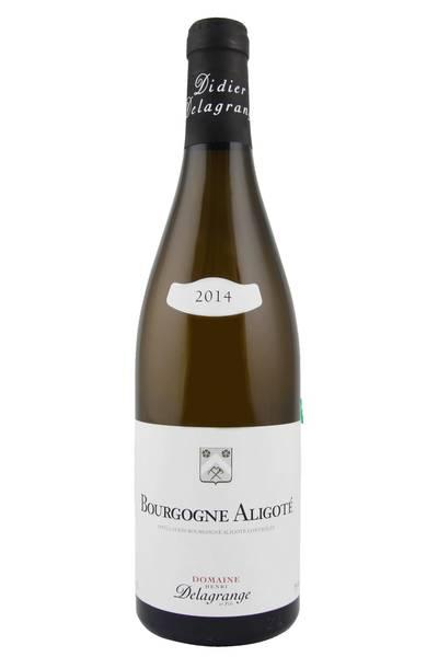 Domaine Delagrange Aligote 2014