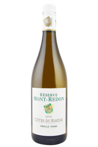 Chateau Mont Redon Cotes du Rhone Blanc 2016