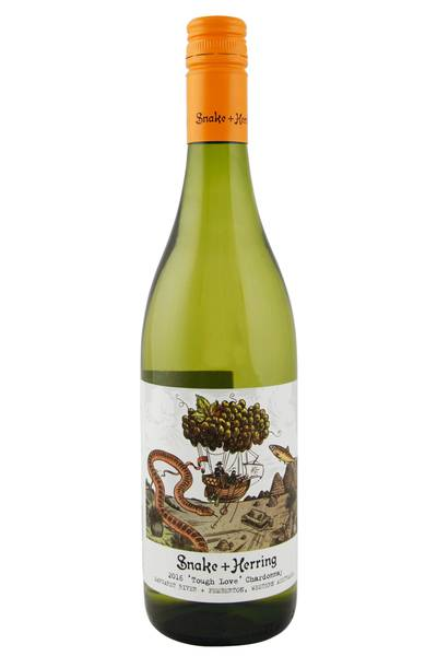 Snake + Herring 'Tough Love' Chardonnay 2016