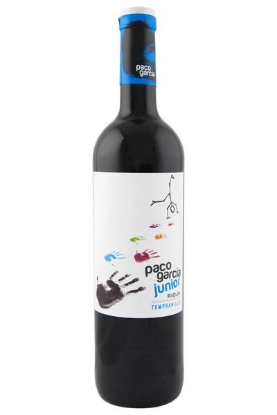 Paco Garcia 'Junior' Tempranillo 2016