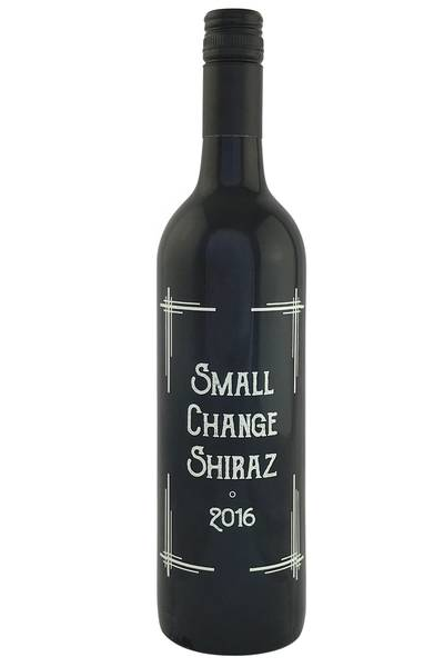 Small Change Shiraz 2016