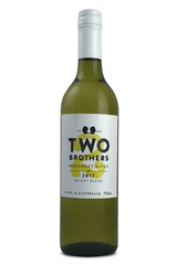 Buy Online 2 Brothers 'Bright Blend' Semillon/Sauvignon Blanc 2017