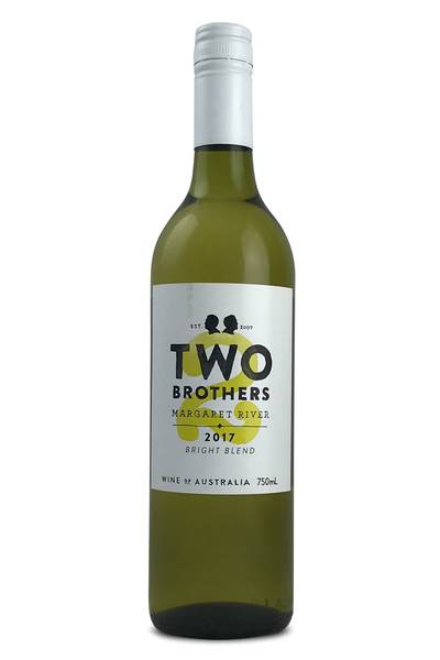 2 Brothers 'Bright Blend' Semillon/Sauvignon Blanc 2017