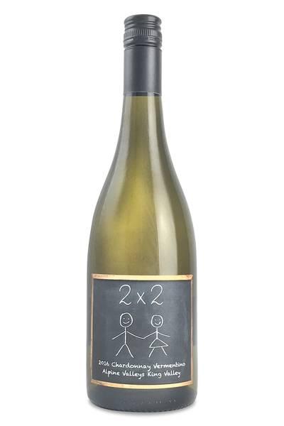 2x2 Chardonnay Blend 2016