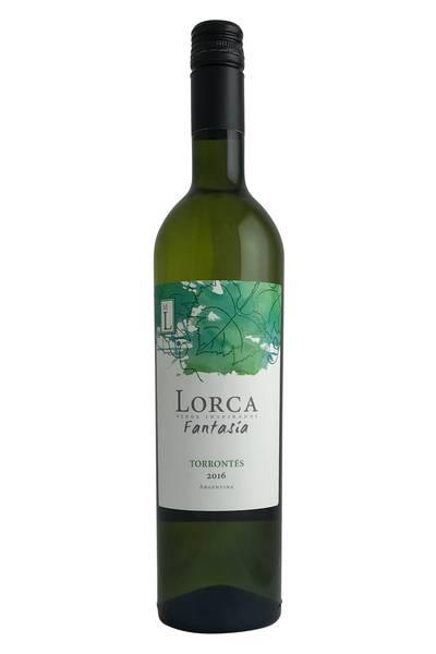 Mauricio Lorca 'Fantasia' Torrontes 2016