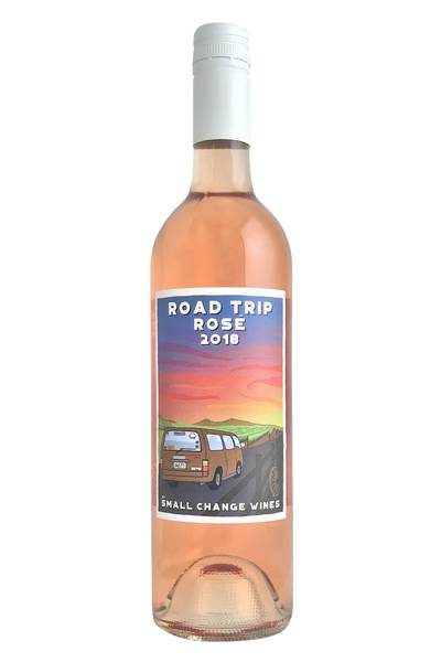 Small Change Wines 'Road Trip' Rose 2018