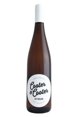 Buy Online Cooter & Cooter Riesling 2017