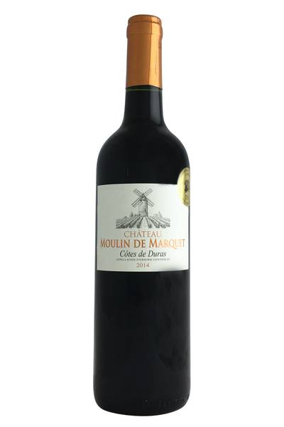 Chateau Moulin de Marquet Rouge 2014