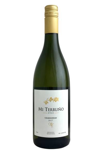 Mi Terruno Chardonnay 2017