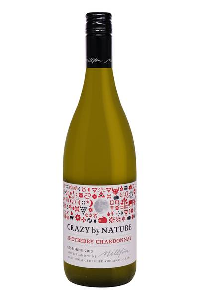 Crazy by Nature 'Shotberry' Chardonnay 2015